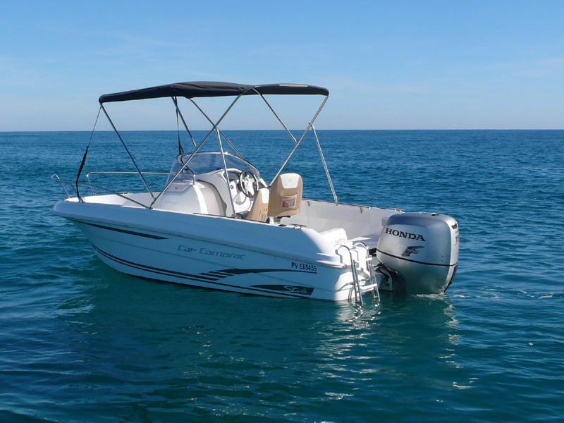 compas bateau