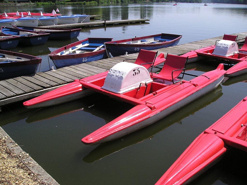 hélice de bateau