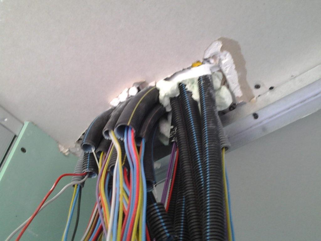 passe cable etanche