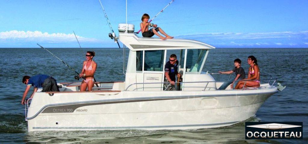 pilote automatique bateau