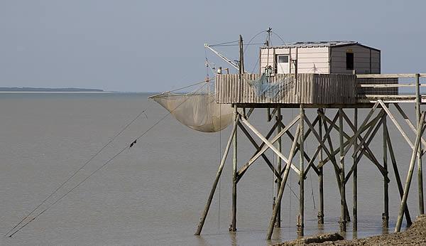 techniques pêche en mer