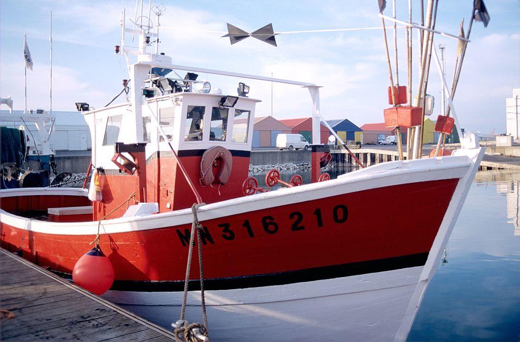 matériel pour bateau de pêche