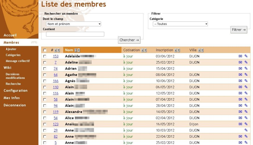exemple de site web gratuit