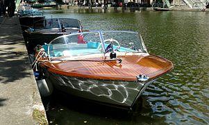 bateau de luxe