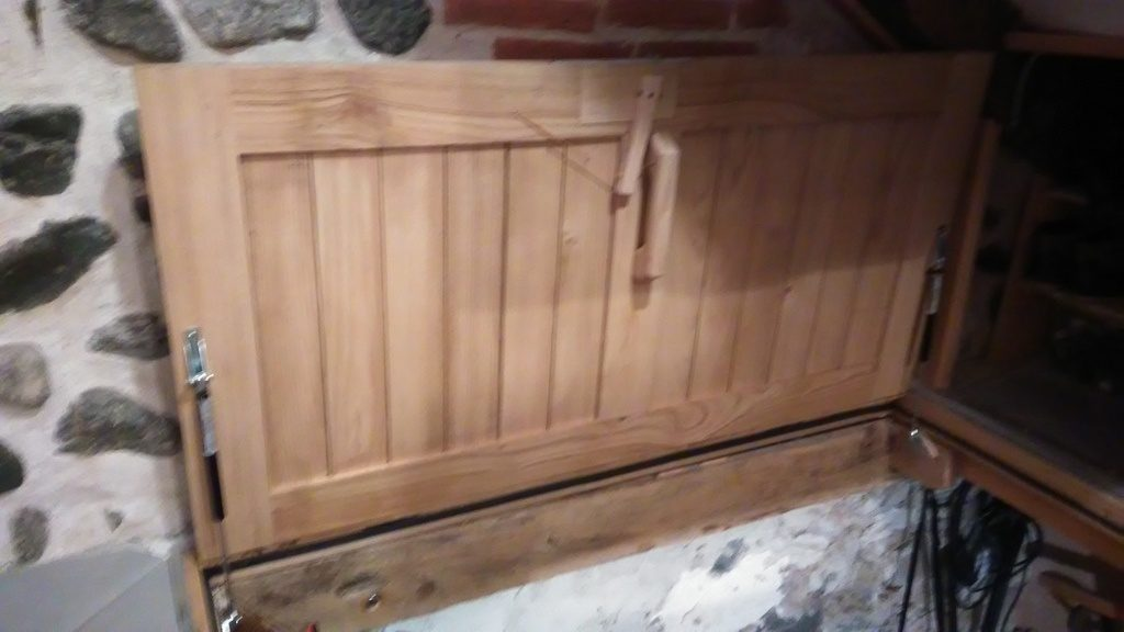 bateau en bois