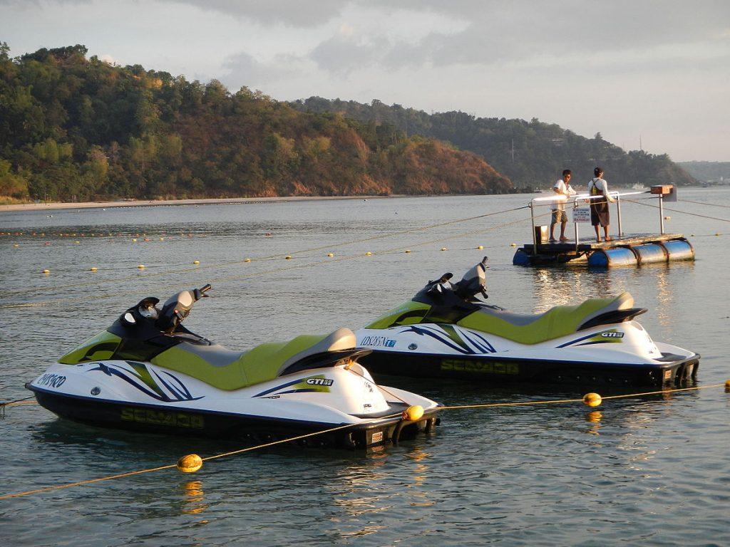 bateau jet ski