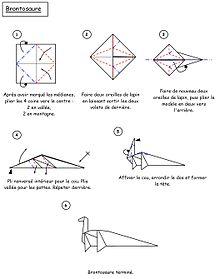 bateau origami tuto