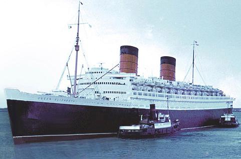 bateau queen elizabeth