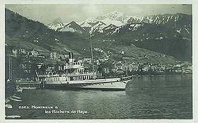 bateau restaurant