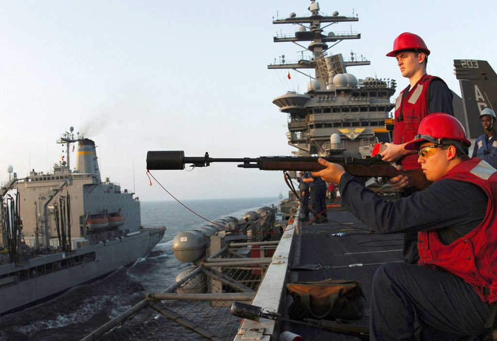bateau us navy