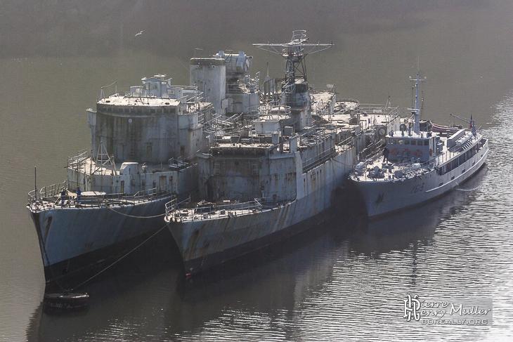 bateau usine