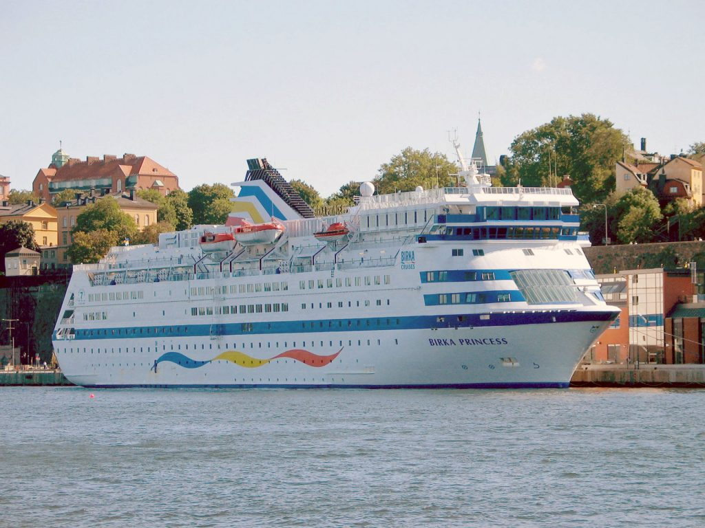 ferry pour la grèce