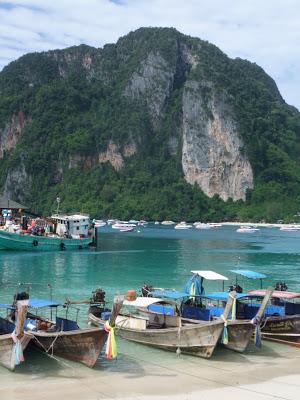 bateau krabi koh lanta