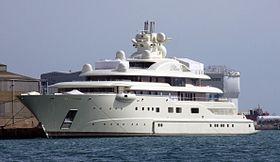 bateau le plus cher au monde