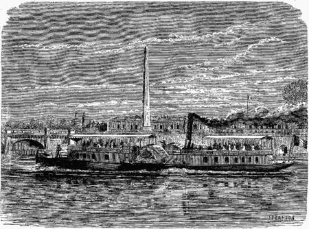 bateau parisien