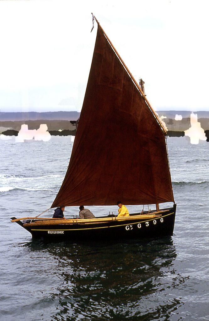 bateau qui chavire