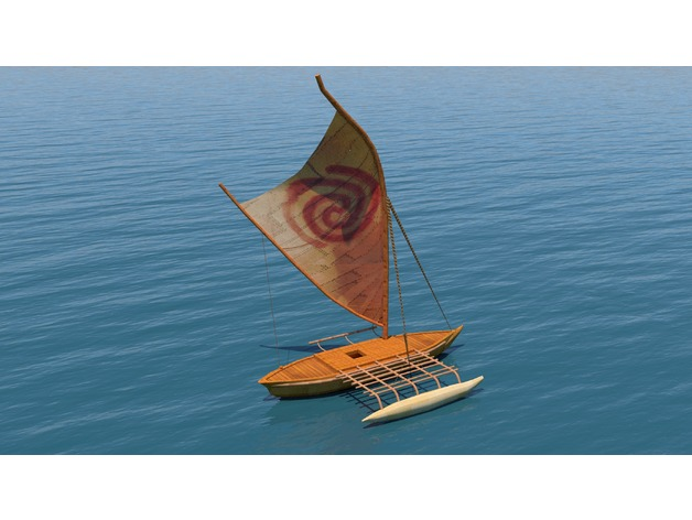 bateau vaiana