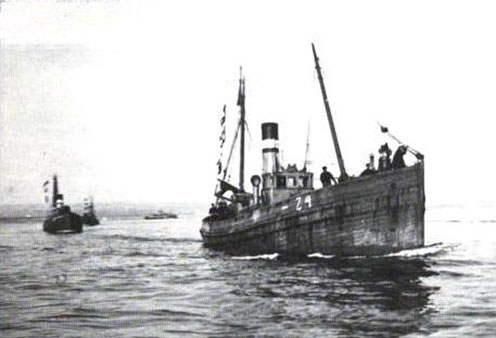 bateau zar