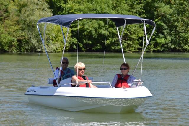 bateaux sans moteur