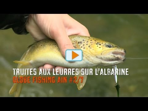 video pêche a la truite