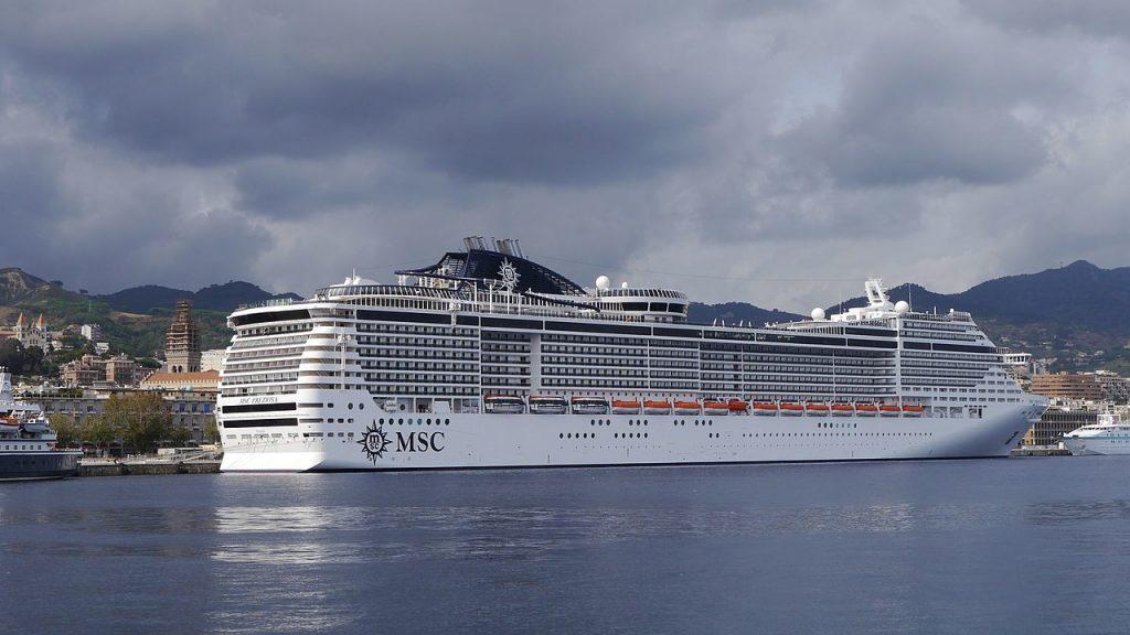 bateau msc preziosa