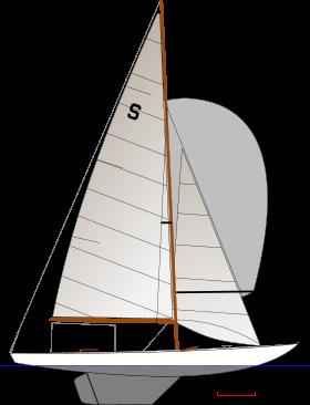 dessin bateau simple