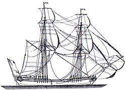 dessiner bateau pirate