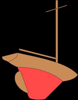 dessiner un voilier