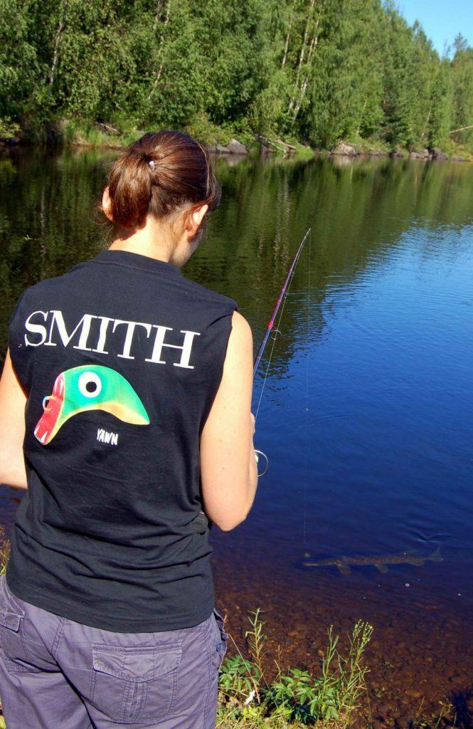 vidéo pêche au coup