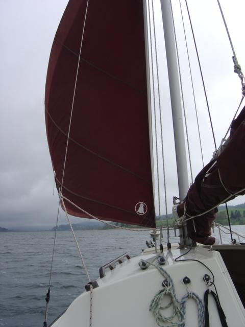 winch bateau occasion