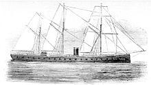 1er bateau à vapeur