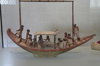 bateau egypte