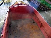 bateau péniche paris