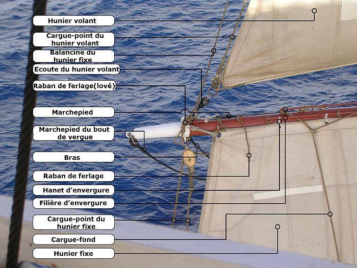 bateau pirate plan