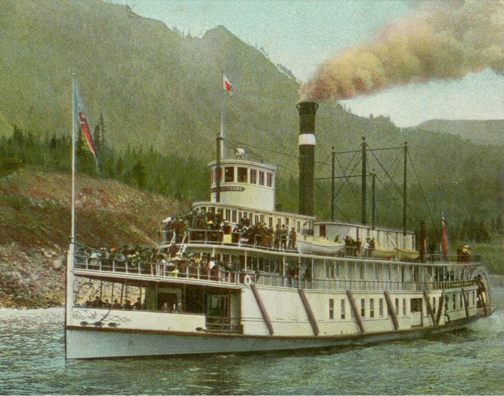 bateau restaurant sur la seine