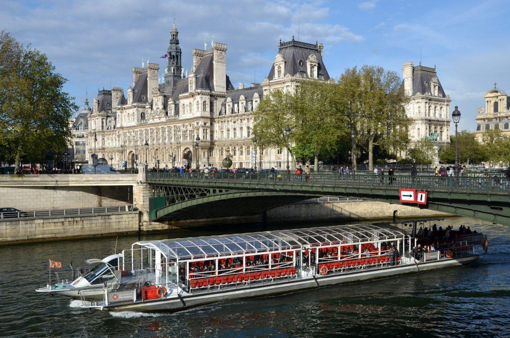 compagnie des bateaux parisiens