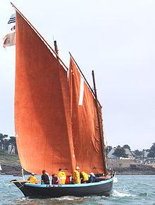 histoire du voilier