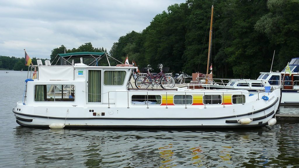 matériel pour bateaux
