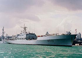 type de bateaux de guerre
