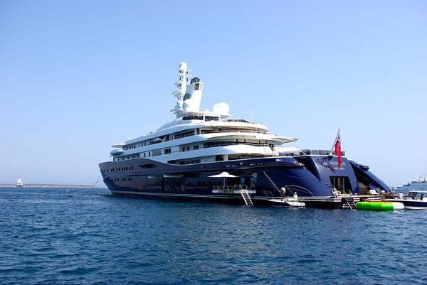 voilier luxe a vendre