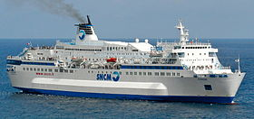 bateau sardaigne corse