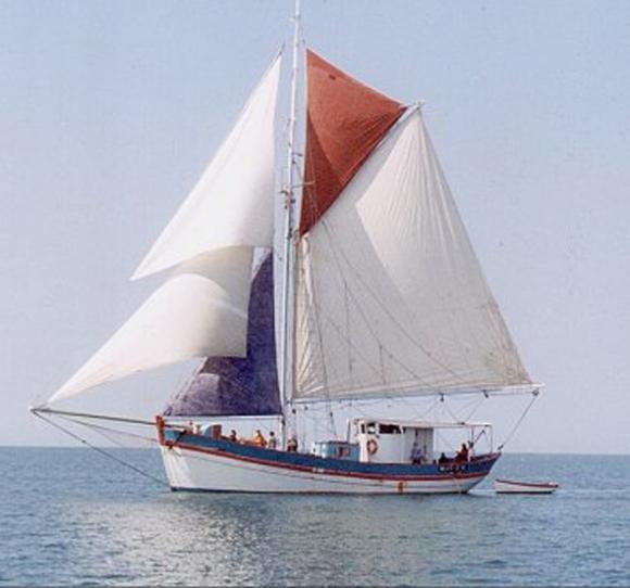 annexe occasion pour bateau
