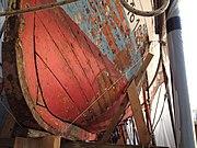 résine epoxy coque bateau