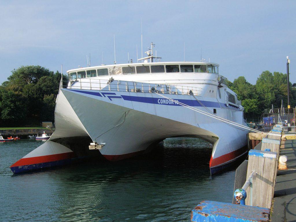 bateau le plus rapide