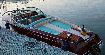 bateau hors bord a vendre