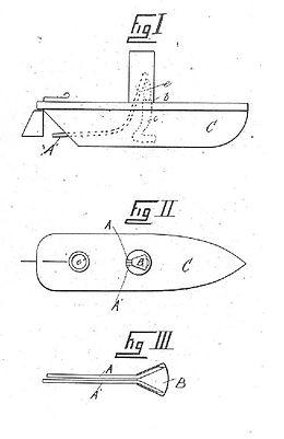 bateau a vapeur inventeur