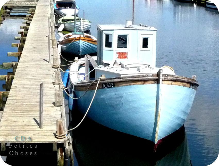bateaux de pèche