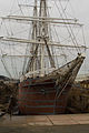 réparation polyester bateau