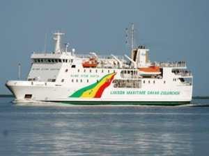 dakar casamance en bateau