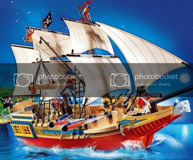 prix bateau pirate playmobil